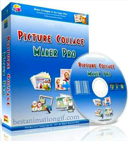 Picture Collage Maker Pro 3.4.0 [2013г.]